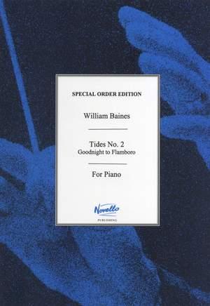William Baines: Goodnight To Flamboro' (Tides)