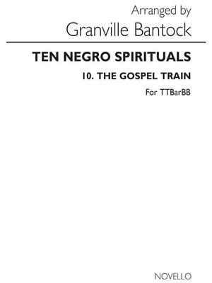 Granville Bantock: Granville Bantock No.10 Gospel Train