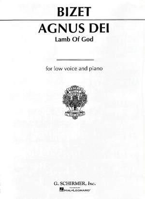 Georges Bizet: Agnus Dei