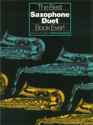 E. Coulthard: The Best Saxophone Duet Ever