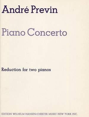 André Previn: Piano Concerto