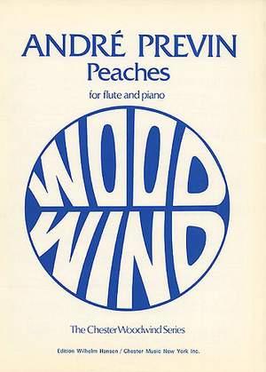 André Previn: Peaches