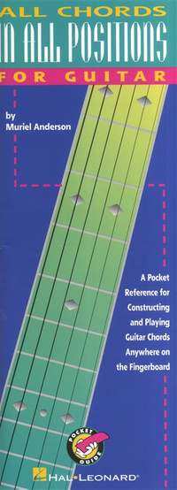 Muriel Anderson: All Chords In All Positions For Guitar