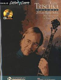 Tony Trischka: Tony Trischka Teaches 20 Easy Banjo Solos
