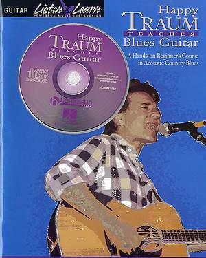 Happy Traum: Teaches Blues Guitar