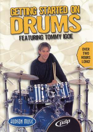 Tommy Igoe: Getting Started on Drums
