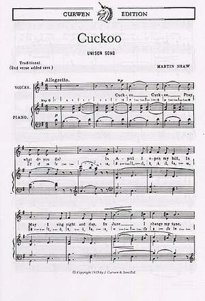 The Cherry Hung With Snow High Voice Vocals SHEET MUSIC BOOK Colin Ross