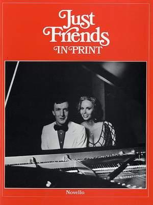 Richard Rodney Bennett: Just Friends In Print