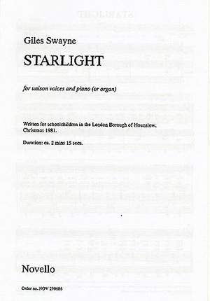 Giles Swayne: Starlight