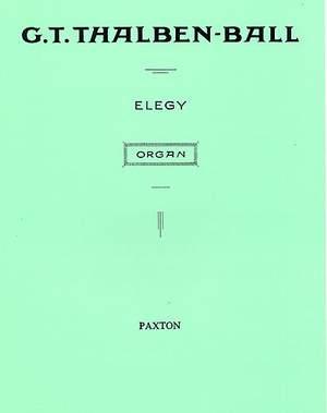 George Thalben-Ball: Elegy For Organ