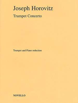 Joseph Horovitz: Trumpet Concerto (Trumpet and Piano)