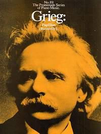 Edvard Grieg: Papillon