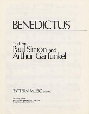Simon & Garfunkel: Benedictus
