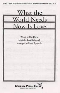 Burt Bacharach: What The World Needs Now Is Love