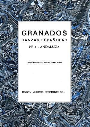 Granados Danza Espanola No.5 Andaluza