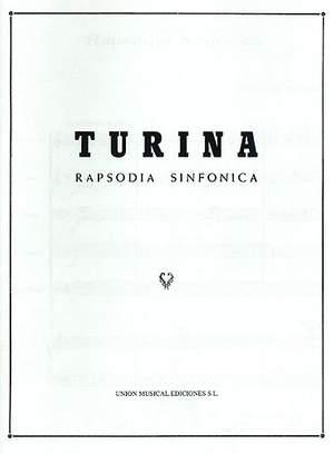 Joaquín Turina: Rapsodia Sinfonica