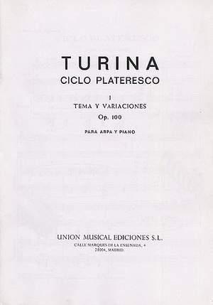 Joaquín Turina: Tema Y Variaciones