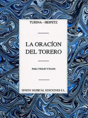 Jascha Heifetz_Joaquín Turina: La Oracion Del Torero