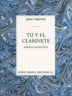 Juan Vercher: Tu Y El Clarinete