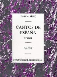 Isaac Albéniz: Albeniz Cantos De Espana Op.232 Complete Piano