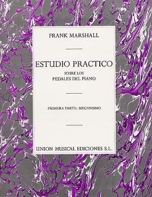 Wolf Marshall: Estudios Pedales Piano
