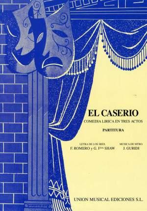 Jesus Guridi: El Caserio