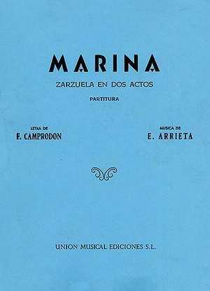 Pascual Arrieta: Marina