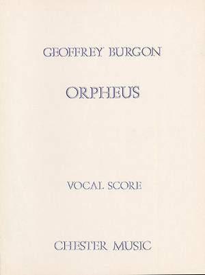 Geoffrey Burgon: Orpheus
