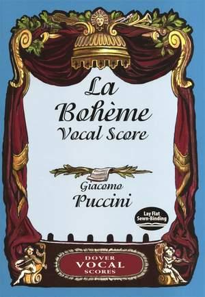 Giacomo Puccini: La Boheme Vocal Score