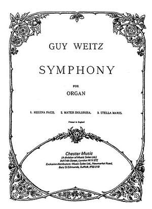 Guy Weitz: Organ Symphony No.1