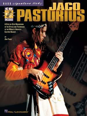 Jaco Pastorius Bass Signature Licks