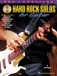 Hard Rock Solos for Guitar