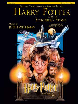 John Williams: Harry Potter and the Sorcerer's Stone™ -- Selected Themes from the Motion Picture (Solo, Duet, Trio)