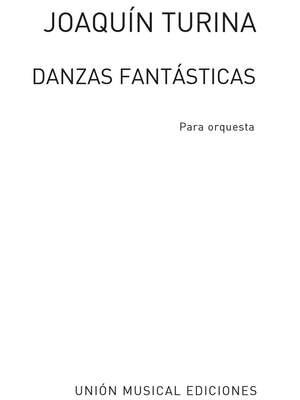 Joaquín Turina: Danzas Fantasticas