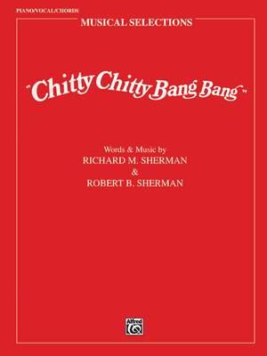 Richard M. Sherman/Robert B. Sherman: Chitty Chitty Bang Bang: Movie Selections