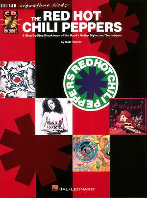 The Red Hot Chili Peppers Product Image