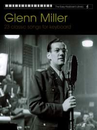 B.A. Miller: Easy Keyboard Library Glenn Miller