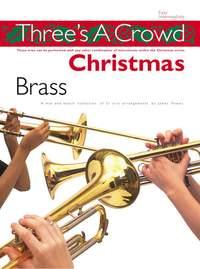 Three's A Crowd Christmas Brass
