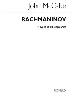Sergei Rachmaninov: Rachmaninov Biography Product Image