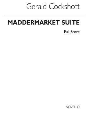 Gerald Wilfred Cockshott: Maddermarket Suite