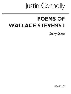 Justin Connolly: Poems Of Wallace Stevens