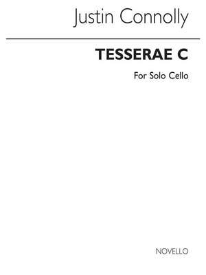 Justin Connolly: Tesserae C for Cello Solo