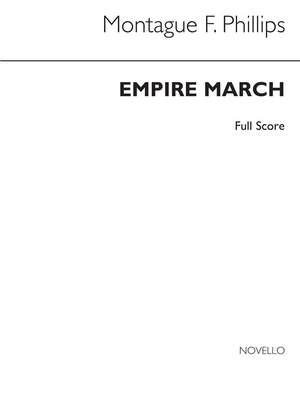 John C. Phillips: Empire March (Full Score)