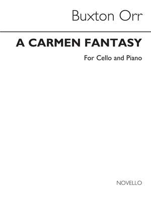 Buxton Orr_Georges Bizet: A Carmen Fantasy