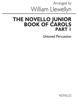 William Llewellyn: Novello Junior Book Of Carols Part 1