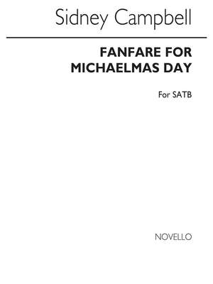 Sidney Campbell: Fanfare For Michaelmas