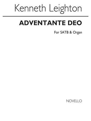 Kenneth Leighton: Adventate Deo Product Image