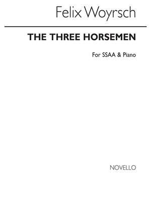 Felix Woyrsch: The Three Horsemen