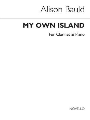 Alison Bauld: My Own Island for Clarinet and Piano