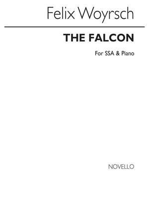 Felix Woyrsch: The Falcon